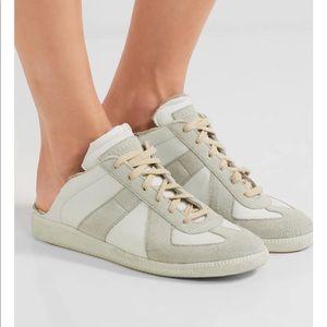 Maison Margiela replica slip on sneakers